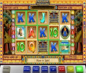 pharaohs_treasure_slot_machine