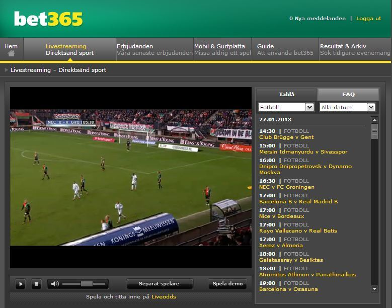 Bet365.com Live Streaming : Information & How It Works