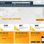 Betfair Home Promotions