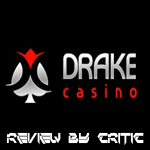 Drake Casino Website Review by Critic.net