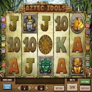 aztec_idols_slot_machine