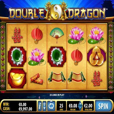 Double Dragon Slots