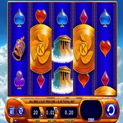 Play kronos slot machine online