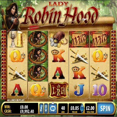 Lady Robin Hood Slot Machine Online ᐈ Bally™ Casino Slots