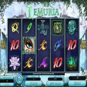 land_of_lemuria_slot_machine
