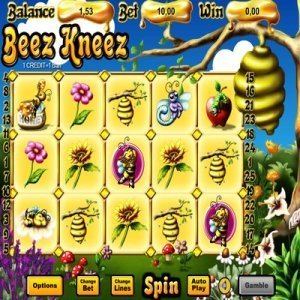 beez_kneez_slot_machine