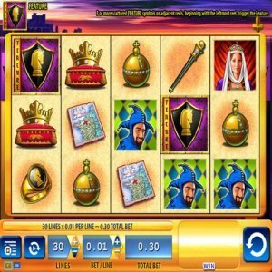 black_knight_slot_machine