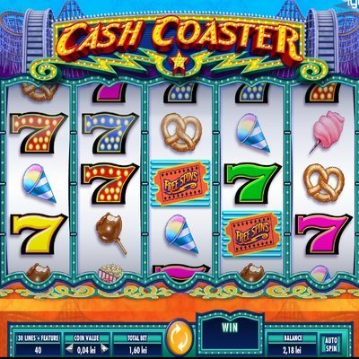 Cash Coaster Online Slots - Play IGT Slot Machines for Free
