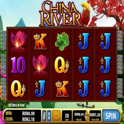 China River Slot Machine