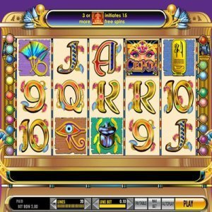 cleopatra_slot_machine