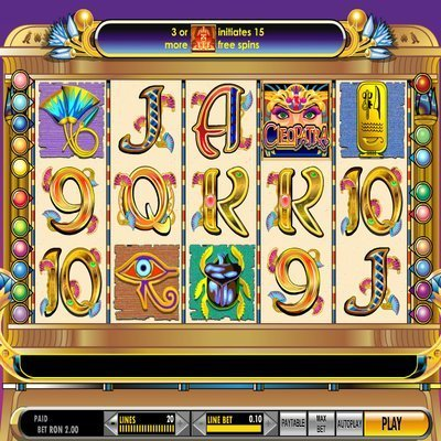 Cleopatras Choice Slots - Available Online for Free or Real
