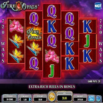 Fire Opals Slots - Free Slot Machine Game - Play Now