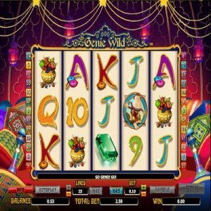 genie_wild_slot_machine