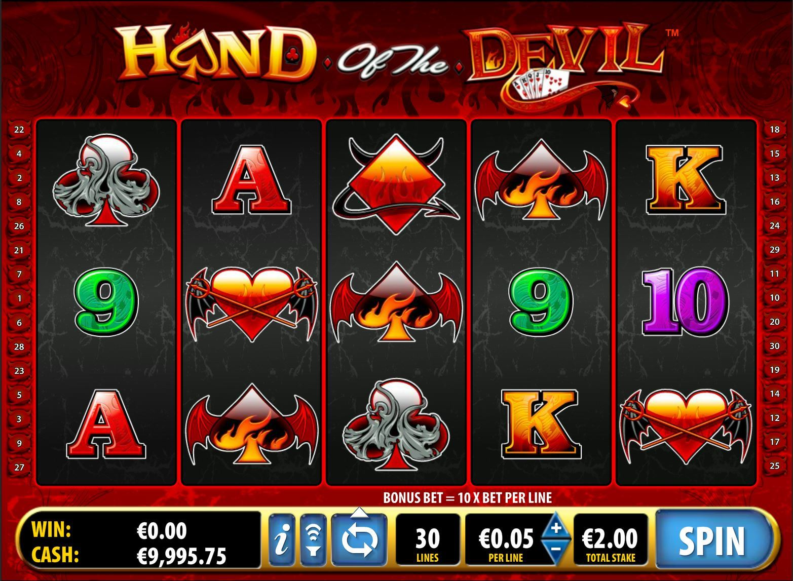 Little Devil Slot - Play it Online for Free