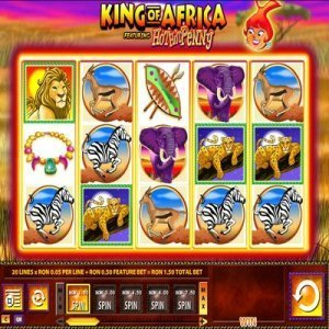 king_of_africa_slot_machine