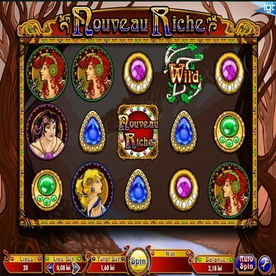 Nouveau Riche™ Slot Machine Game to Play Free in IGTs Online Casinos