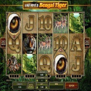untamed_bengal_tiger_slot_machine