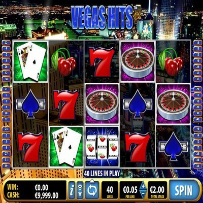 hits slot machine free play