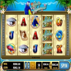 aloha_island_slot_machine