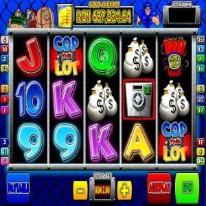 cop_the_lot_slot_machine