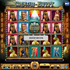 crown_of_egypt_slot_machine