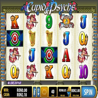 Cupid and Psyche Slots - Free Ballytech Slot Machines