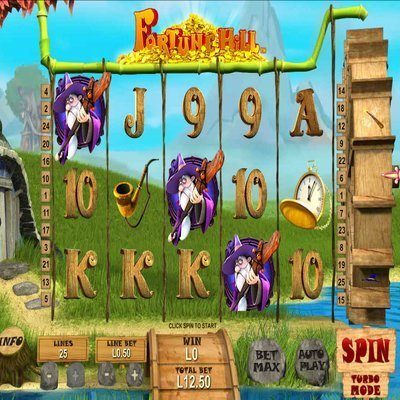 Fortune Hill Slots Machine - Play Free Playtech Slots Online
