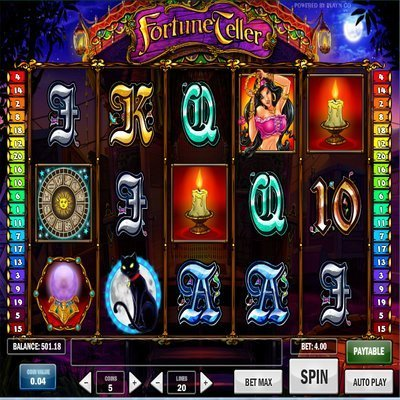 Fortune Teller Slot Machine - Play Online for Free Instantly