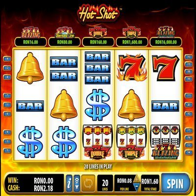 Hot Shot Slot Machine - Play this Game by Microgaming Online