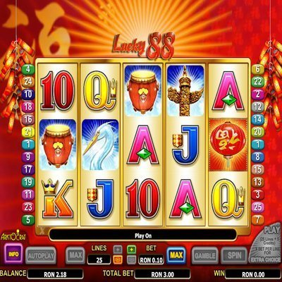 Lucky 88 Slot Machine - Play Lucky 88 Pokies online for Free