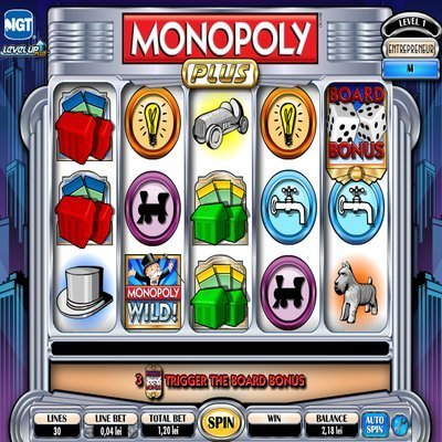Monopoly™ Slot Machine Game to Play Free in PartyGamings Online Casinos
