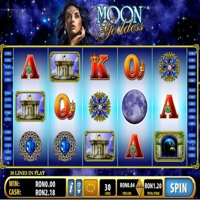 Moon Goddess™ Slot Machine Game to Play Free in Ballys Online Casinos