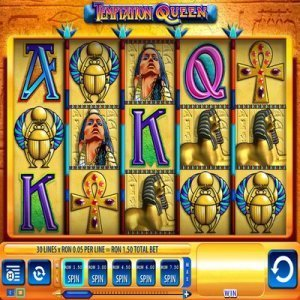 temptation_queen_slot_machine
