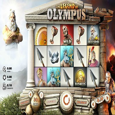 The Legend Of Olympus™ Slot Machine Game to Play Free in RabCats Online Casinos