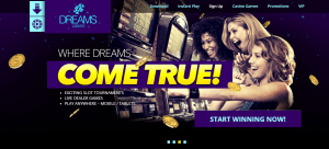 Dreams Casino - Start Winning