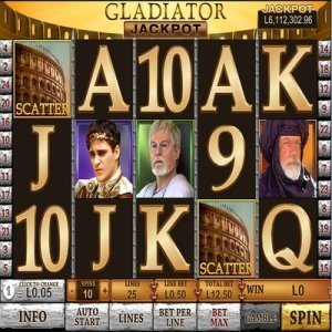 gladiator_jackpot_slot_machine