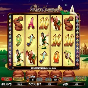 the_snake_charmer_slot_machine