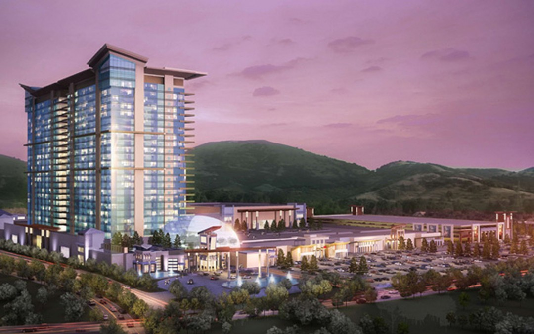 Catawba Seeking National Brand for N.C. Casino Project